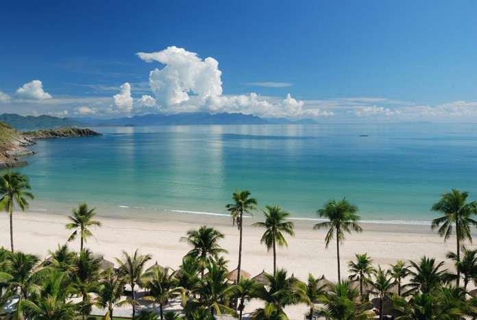 Фантьет, Вьетнам пляж