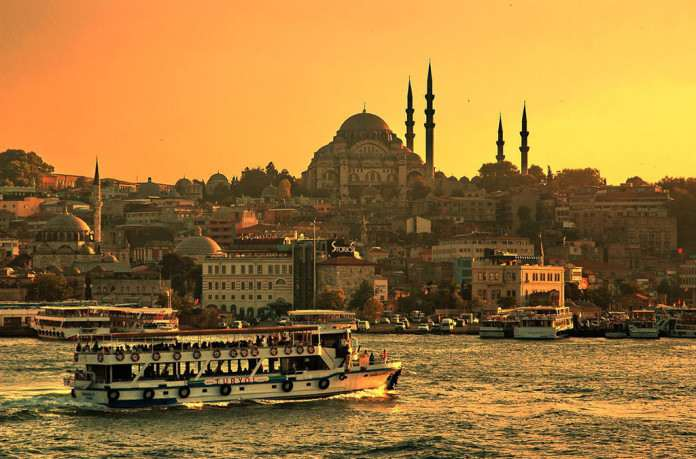 паром Стамбул