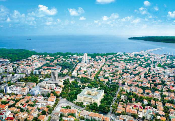 Варна море