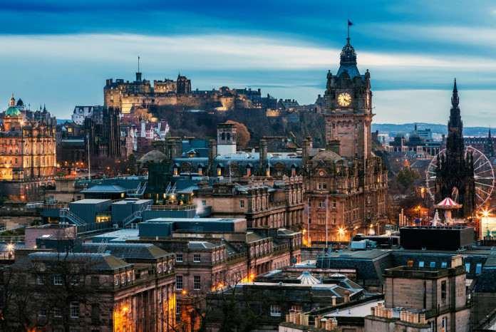Эдинбург город
