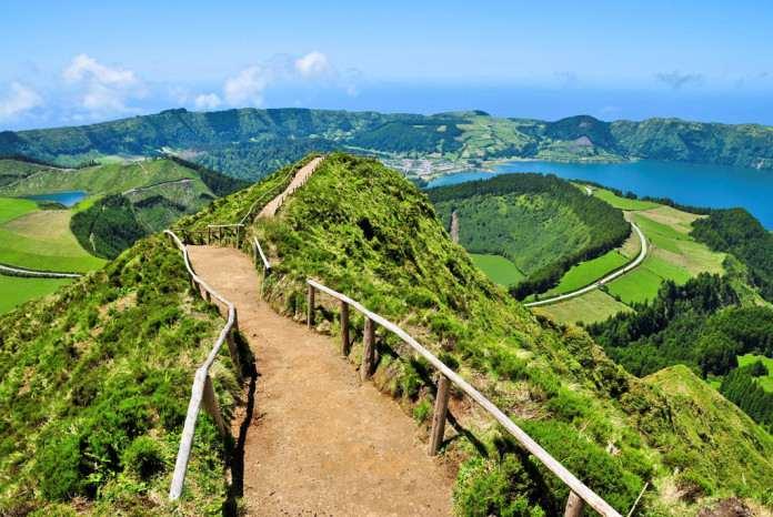Азорские острова виды