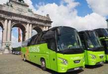 flix bus германия