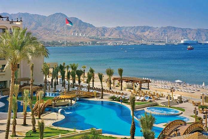 отели Акаба Иордания