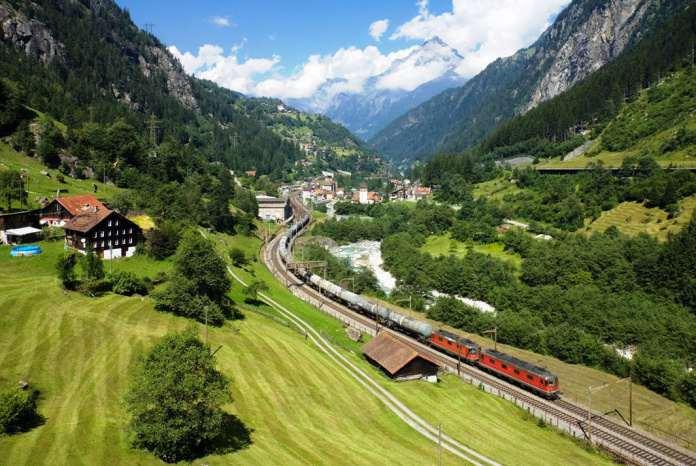Поезда за 1 евро Европа