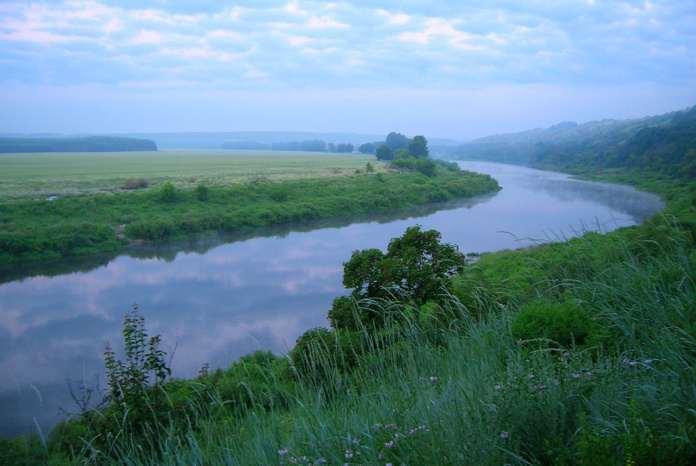 Дон, Липецкая область