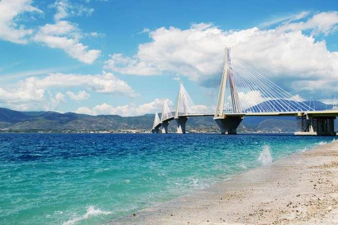 мост Патры, Греция