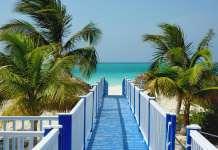 Куба красивый пляж