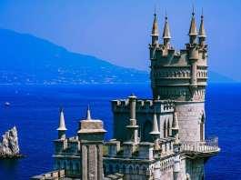 Ласточкино гнездо дворец