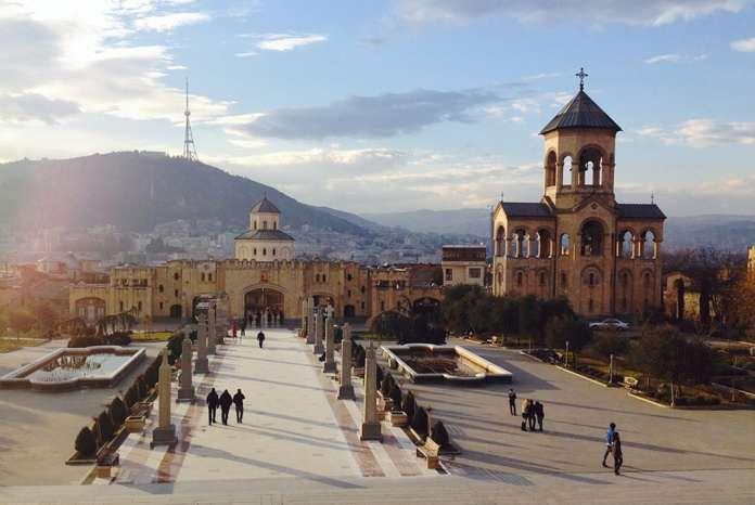 Тбилиси город