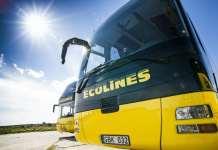 Ecolines автобусы