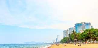 нячанг пляж