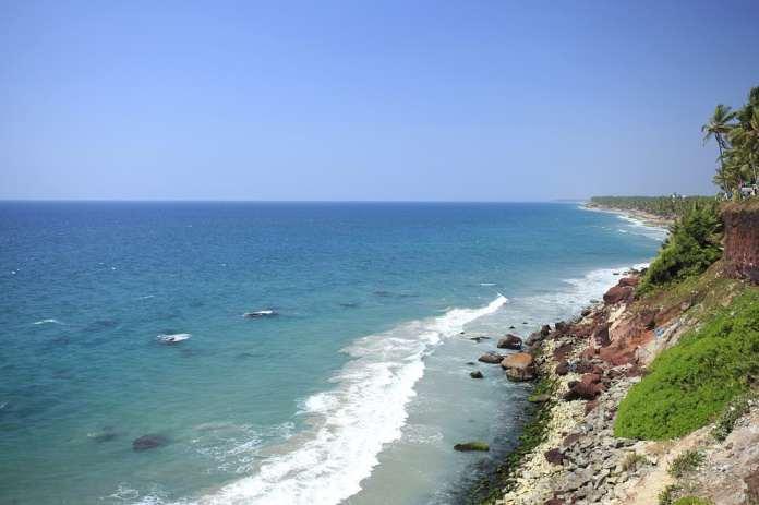 побережье гоа
