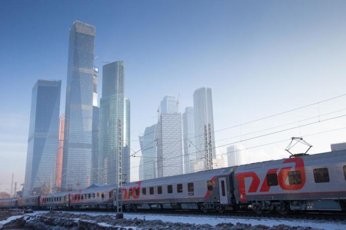 поезда ржд в Москве