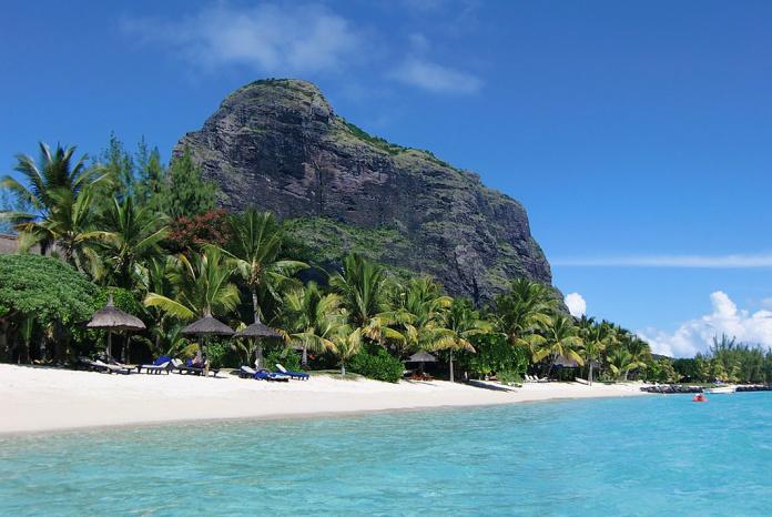 Маврикий пляж