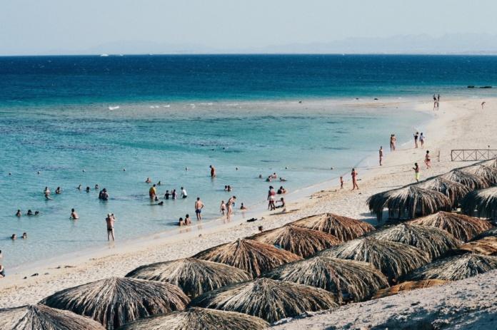 Египет пляжи