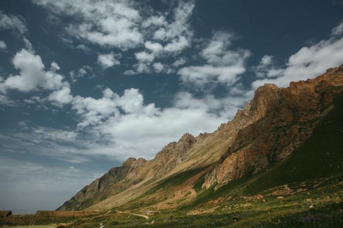 Казахстан, виды, горы