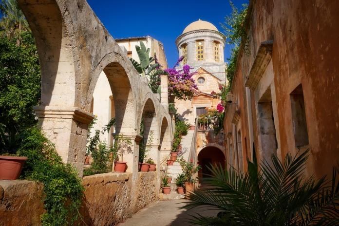 Греция, КРит, архитектура