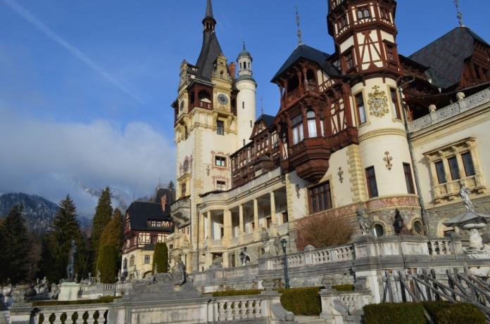 Замок Румыния