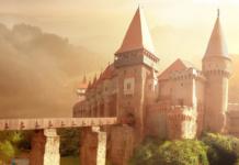 Румыния замки