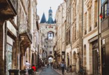 Бордо, улицы города