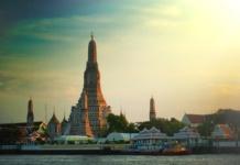 Бангкок, храм Утренней Зари
