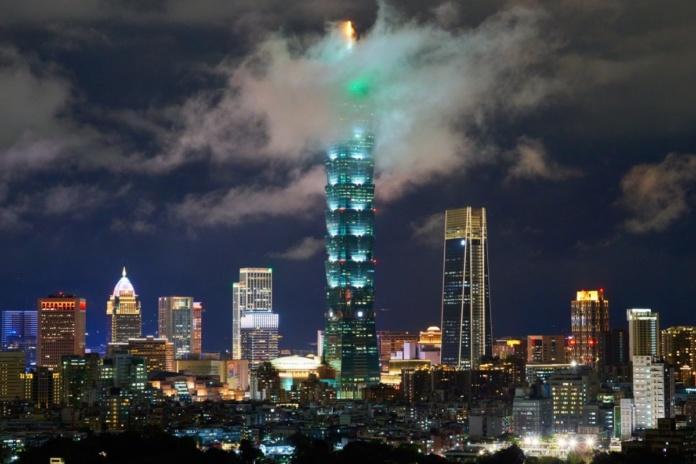 башня Тайбэй, Тайвань