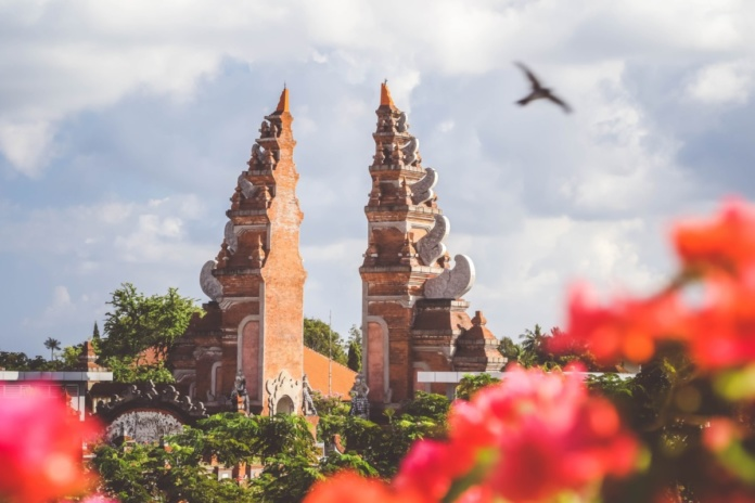 Бали храмы