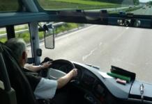 автобус водитель
