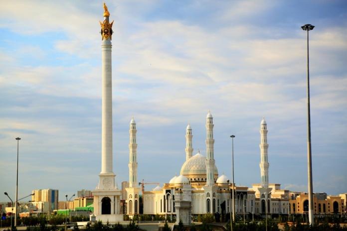 Астана Нурсултан мечеть