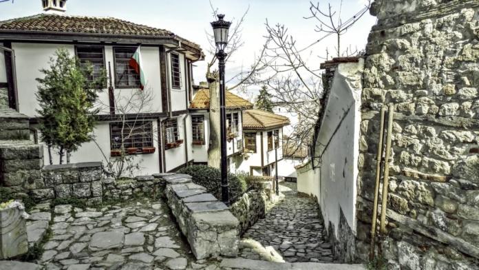 Пловдив старый город
